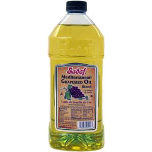 Grapeseed oil Mediterranean Blend 2 L - Sadaf