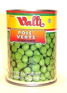 Green Peas 19 OZ