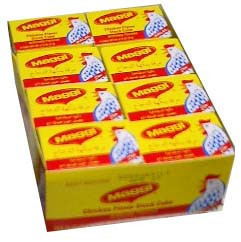 Halal Chicken Stock 24x2 Cubes - Maggi