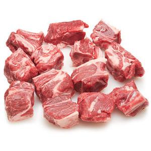 Halal Lamb Stew with bone 1 Kg