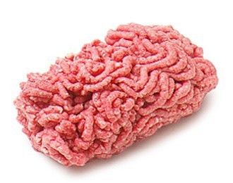 Halal Regular Ground Beef - 1 kg (75% lean meat / 25% fat)