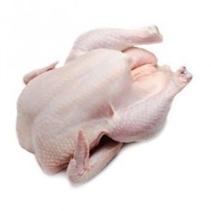 Halal Whole Chicken - 1 Pcs (1.5-1.7 kg)