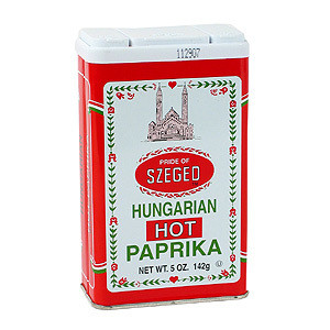 Hot Paprika-5 OZ