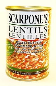 Lentils 14 OZ