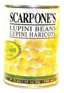 Lupini Beans 19 OZ