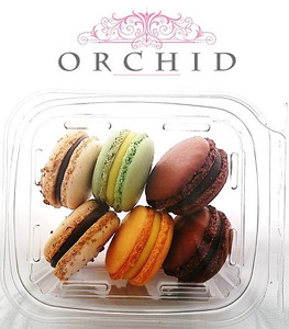 Macarons (Assorted Flavors) - Orchid Pastry