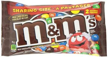 Milk Chocolate Candies 75gr - m&m
