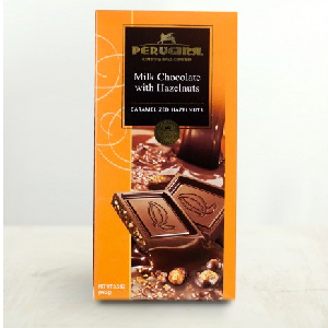Milk Chocolate with Hazelnuts Bar 99 g-PERUGINA