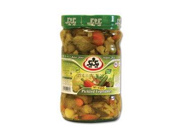 Mix Vegetable Pickled 1575 gr -1&1