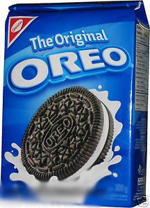 OREO Cookies, 300gr bag - Oreo