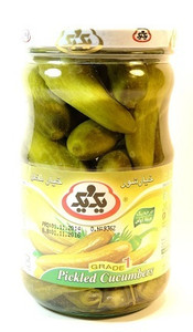 Pickled Cucumber (Grade 1) 1500gr - 1&1
