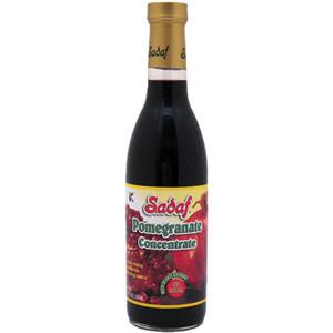 Pomegranate Concentrate syrup 100% NATURAL 12.7 fl. oz.- Sadaf