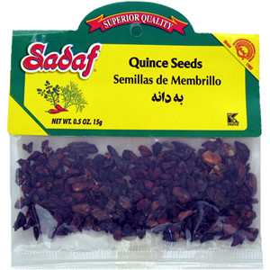 Quince Seeds 0.5 oz. - Sadaf