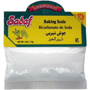 Sadaf - Baking Soda 4 oz. (113 gr)