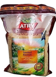 Smoked Basmati Rice 10 Lb - Amira