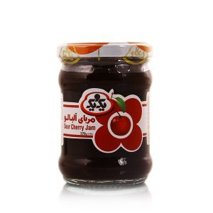 Sour Cherry Jam 350g - 1&1