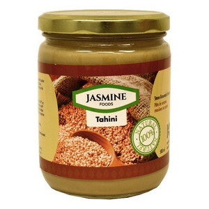 Tahini in Glass 375ml - Jasmine