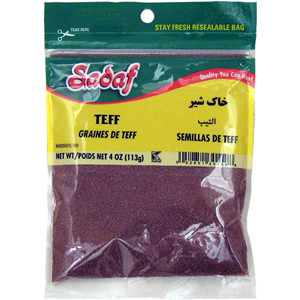 Teff (Khak Shir) 4 oz.