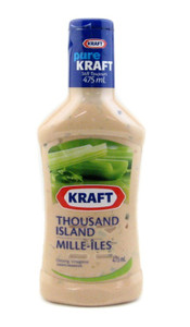 Thousand islands, Dressing (475 ml) - Kraft