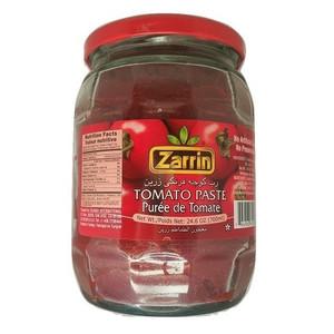 Tomato Paste Jar 700 g - Zarrin