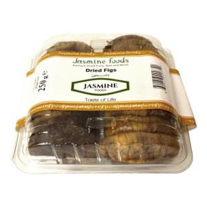 Turkish Dried Figs 250 gr - Jasmine