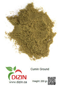 Cumin Ground 200 gr