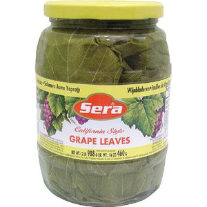Grape Leaves Jar 2lb - Sera
