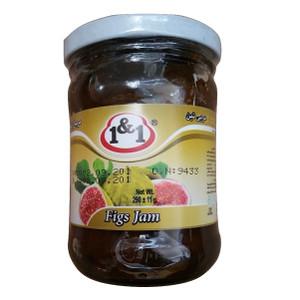 Fig Jam 350g - 1&1
