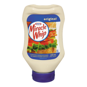 Miracle Whip Original (650mL) - KRAFT