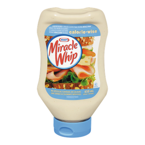 Miracle Whip Calorie Wise (650mL) - KRAFT