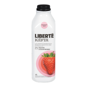 Kefir, Strawberry (1L) - LIBERTE