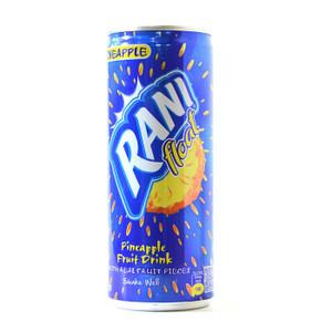 Pineapple Juice Float 240ml - Rani