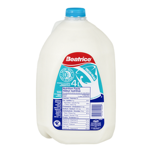 Skim Milk (4 L) - BEATRICE
