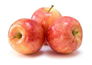 Organic Apple Gala 4Pcs
