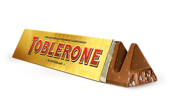 Toblerone Milk Gold (360g)