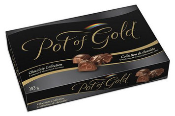 POT OF GOLD Dark Chocolate Collection 283G - Hershey