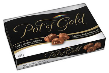 POT OF GOLD Milk Chocolate Collection 283G - Hershey