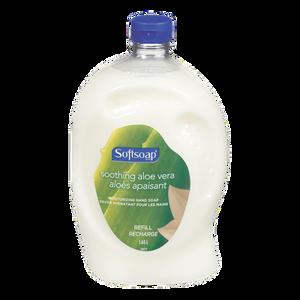 Liquid Hand Soap Refill, Soothing Aloe Vera (2.3 L) - Softsoap