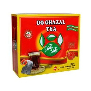 Ceylon Tea 100 Tea Bags​ - Do Ghazal