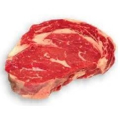 Halal Ribeye Steak 1Kg
