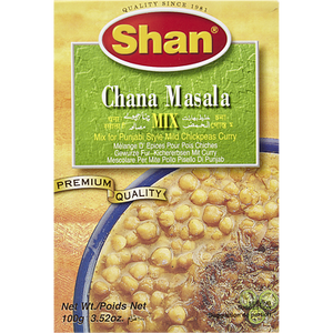 Chana Masala Spice Mix (100 g) - Shan