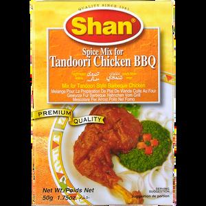 Tandoori Chicken BBQ Spice Mix (50 g) - Shan