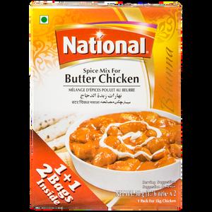 Butter Chicken Masala (100 g) - National