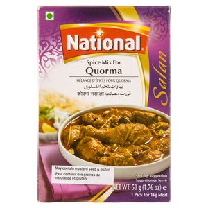 Quorma Masala (50 g) - National