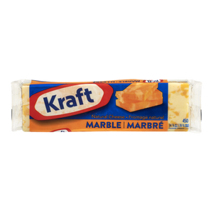 Cheddar Cheese, Marble (450 g) - Kraft