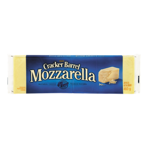 Cracker Barrel Cheese, Mozzarella (460 g) - Kraft