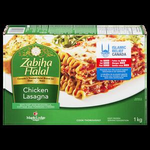 Chicken Lasagna (1 kg)- Zabiha Halal