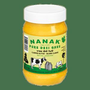 Desi Ghee (400 g) - Nanak