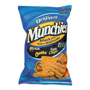 Snack Mix, Original (300 g) - Munchies