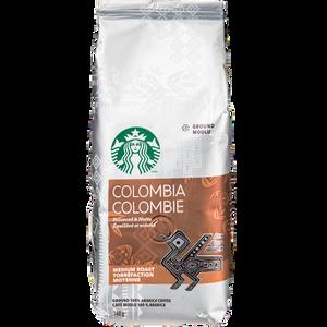 Medium Roast Colombia Blend (340 g) - STARBUCKS